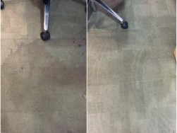 Carpet Shampooing Before After 1