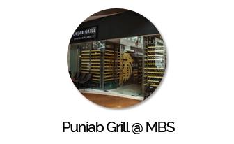 Puniab Grill @ MBS